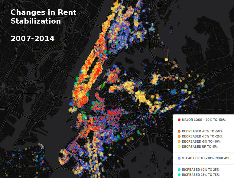 Changes in stabilized apartment counts 2007-2014